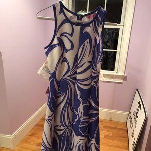 Lily Pulitzer Blue & White dress